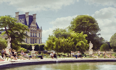 A Perfect Day at the Jardins des Tuileries