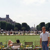Me at Jardin du Luxembourg