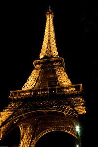Eiffel Tower at night-3