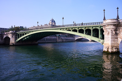 Bridge over the River Seine