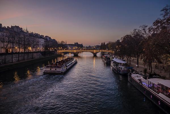 Paris-Brussells 2016