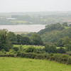 Photo taken between the villages of Bere Ferrers and Bere Alston. The view west is across the River Tamar into Cornwall. Again, a very attractive area with the old silver, tin and copper mines now hidden in nooks and crannies of the valley. Sailing is very popular in southwest England. I would guess that the Tamar here is still tidal and brackish.
