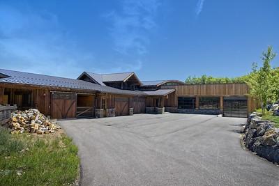Barn/Arena south side