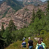 Hiking Big Cottonwood