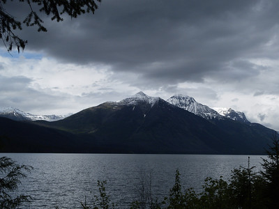 Lake McDonald 6 Copyright 2009 Neil Stahl