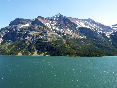Saint Mary Lake Copyright 2009 Neil Stahl