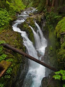 Soleduck Falls 3 Copyright 2009 Neil Stahl