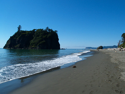 Ruby Beach Copyright 2009 Neil Stahl