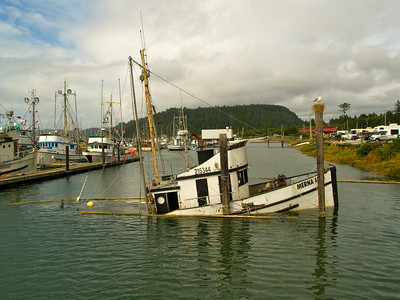 Neah Bay 3 Copyright 2009 Neil Stahl