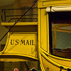 Cody, Wyoming - Buffalo Bill Historical Museum - US Mail Stage Coach
