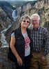 Shoshone National Forest of Wyoming - Upper Falls (Pat & Dan)