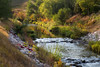 Sheridan, Wyoming - The River over the Bridge