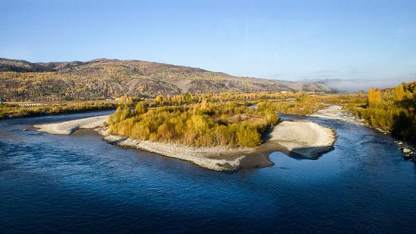 Travel from Wyoming to Salt Lake City, Utah