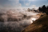 Fountain Paint Pots - Lower Geyser - Yellowstone National Park