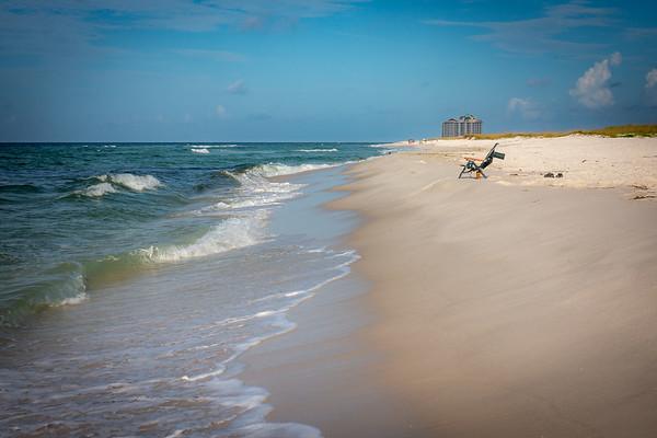 Morning Sojourn to Johnson Beach