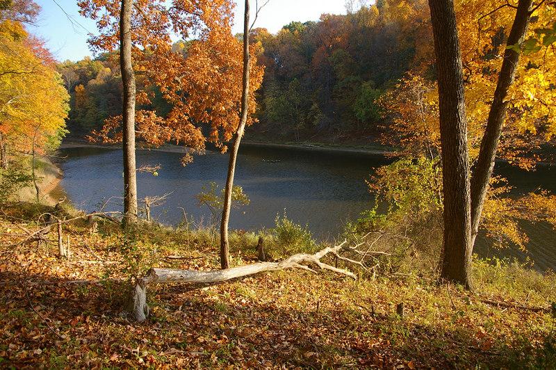 Lake Frank, Rockville, Maryland - October 2006