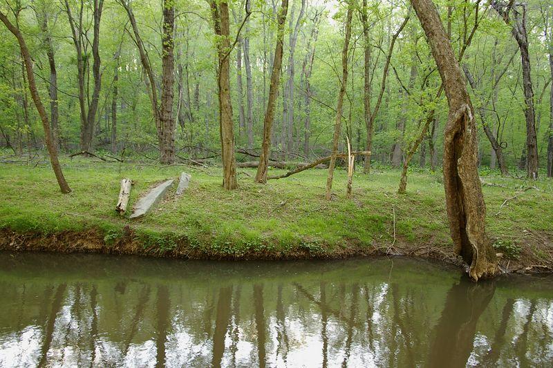 Rock Creek Park, Rockville Maryland - May 2005
