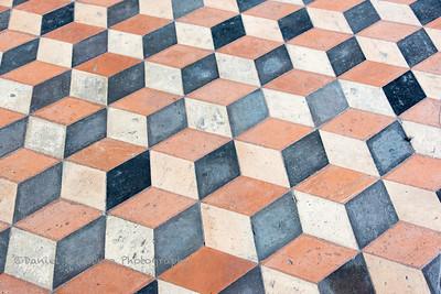 San Giovanni Evangelista (St. John the Evangelist Church) floor