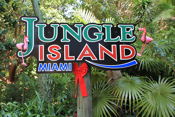 Parrot Jungle/Jungle Island - Miami, Florida