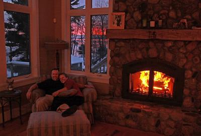Deb & Dan Sunset
