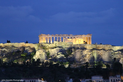 Parthenon, Acropolis, Greece