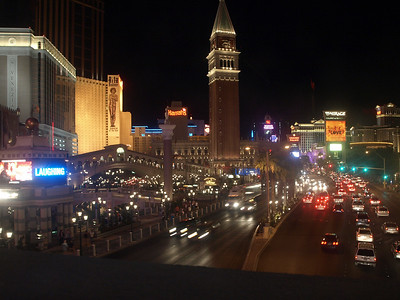 Middle of the Strip.