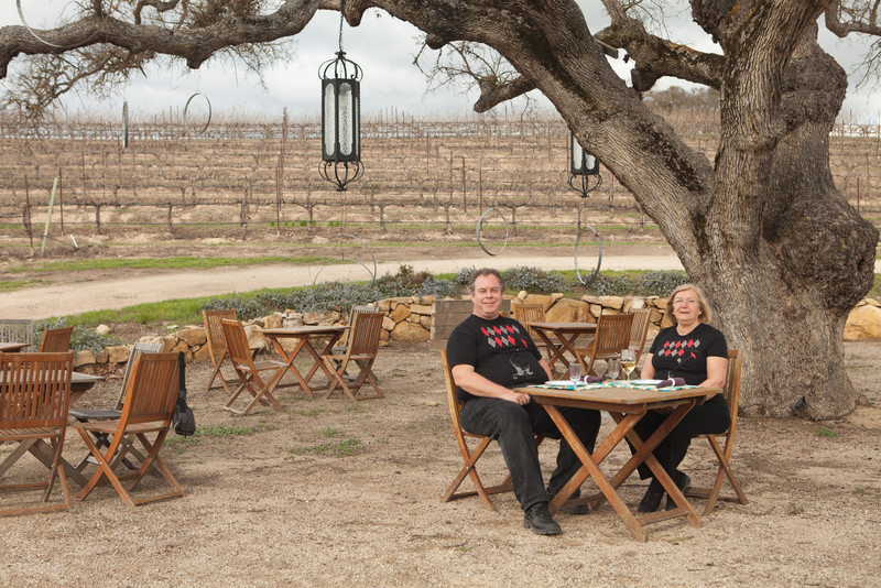 """We had a nice picnic at <a href=""""http://www.casswines.com/"""">Cass Winery</a> and decided to join the wine club."""