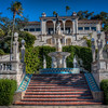 Looking at Casa Del Sol, an 18-room guest house at Hearst Castle.