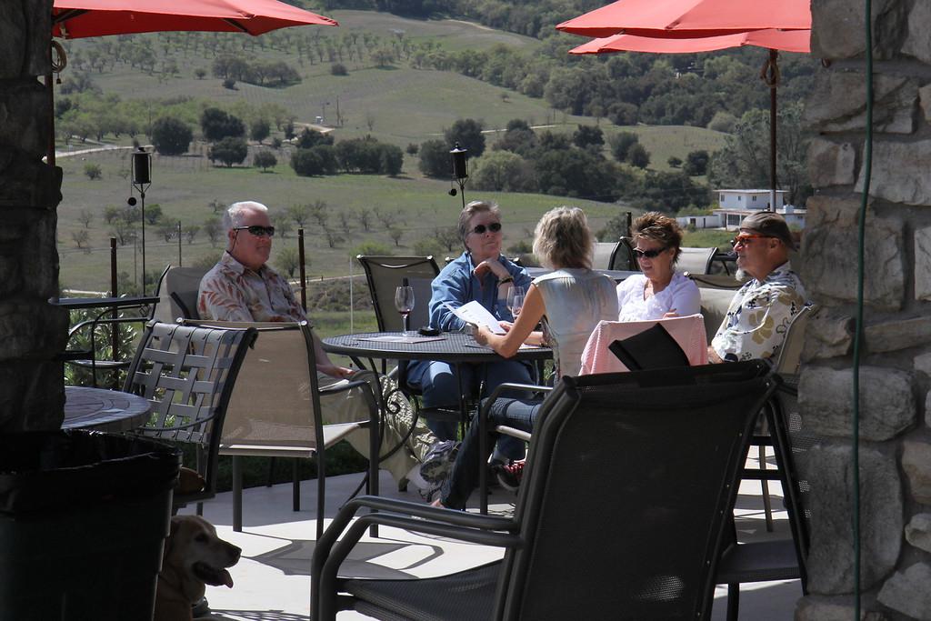 Villa nel Mondo winery