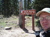 Kebler Pass<br /> June 10, 2007 10:18pm<br /> 10,007 ft.