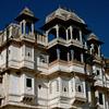 City Palace, Udaipur (1725).