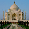 Taj Mahal, Agra (1642).