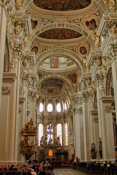 Built by Italian architect Carlo Lurago
