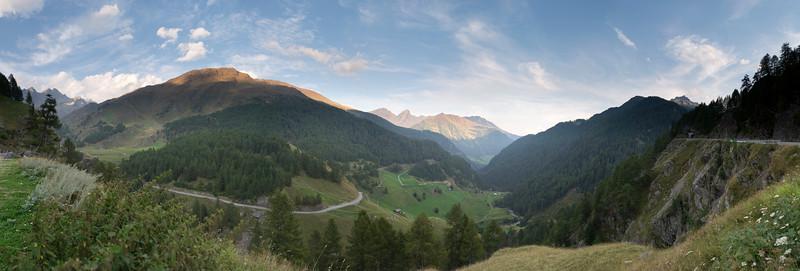 Passo del-Rombo-Panoramas
