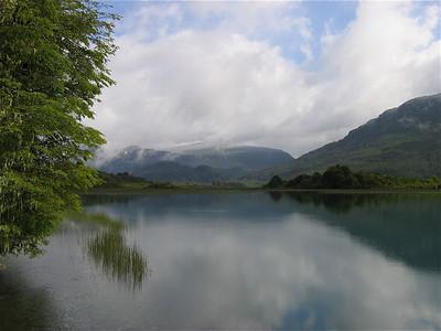 Lago Hess, Parque Nacional Nahuel Huapi. Patagonië, Argentinië.
