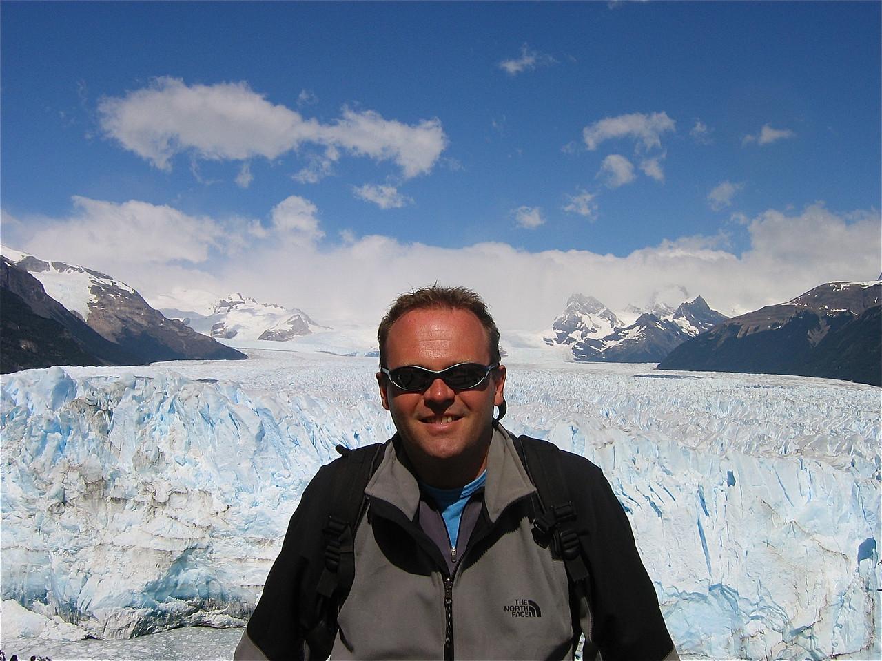 Perito Moreno. Patagonië, Argentinië.