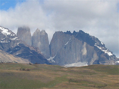 Parque Nacional Torres del Paine. Patagonië, Chili.