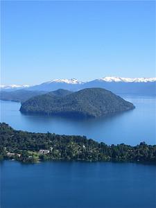 Isla Victoria, Bariloche. Patagonië, Argentinië.