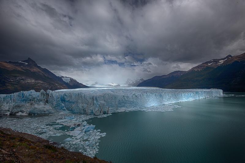 Perito Merino Glacier_16x24