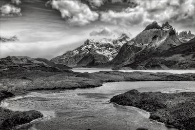 Los Cuernos, Paine Grande