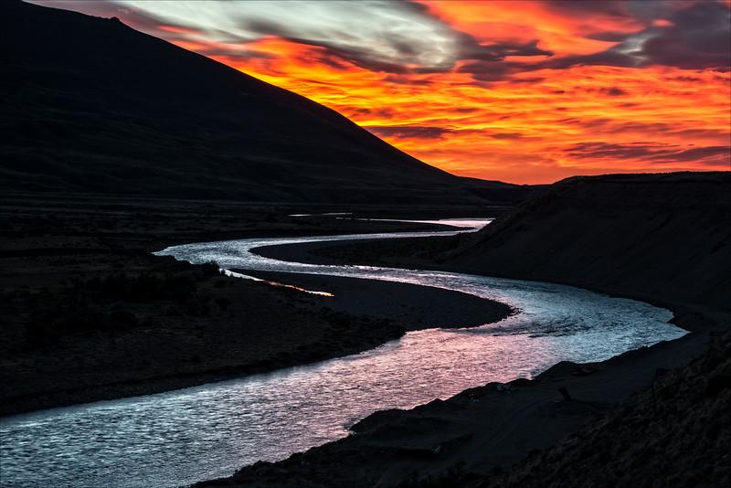 Sunrise, El Chaltén