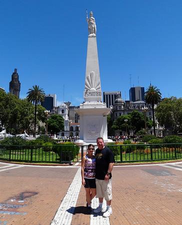 Patagonia Expedition 2013: Argentina - UNESCO Buenos Aires City