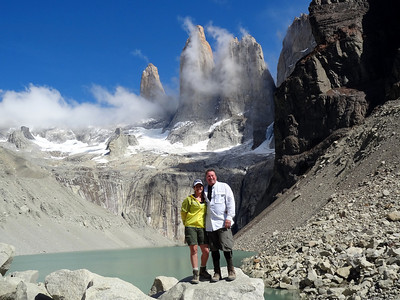 Patagonia Expedition 2013: Chile - UNESCO Paine National Park & Torres del Paine