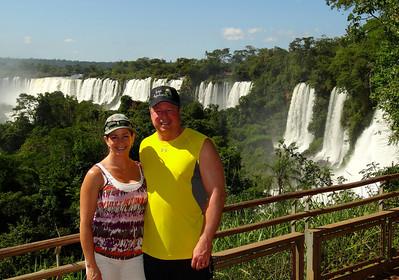 Patagonia Expedition 2013: Argentina - UNESCO Iguazu Falls National Park
