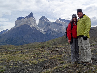 Patagonia Expedition 2013: Chile - UNESCO Paine National Park Lago Grey and the Blue Massif w/ Los Cuernos