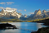 Lago Pehoe - Torres del Paine © llflan photography
