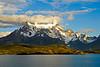 Mountain Landscape - Lago Pehoe - Torres del Paine    © llflan photography