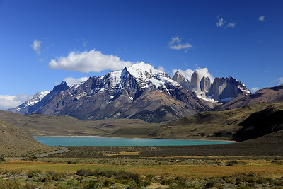 Torres del Paine and Laguna Amarga