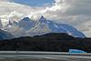 Land Bridge - Lago Grey, Torres del Paine © llflan photography