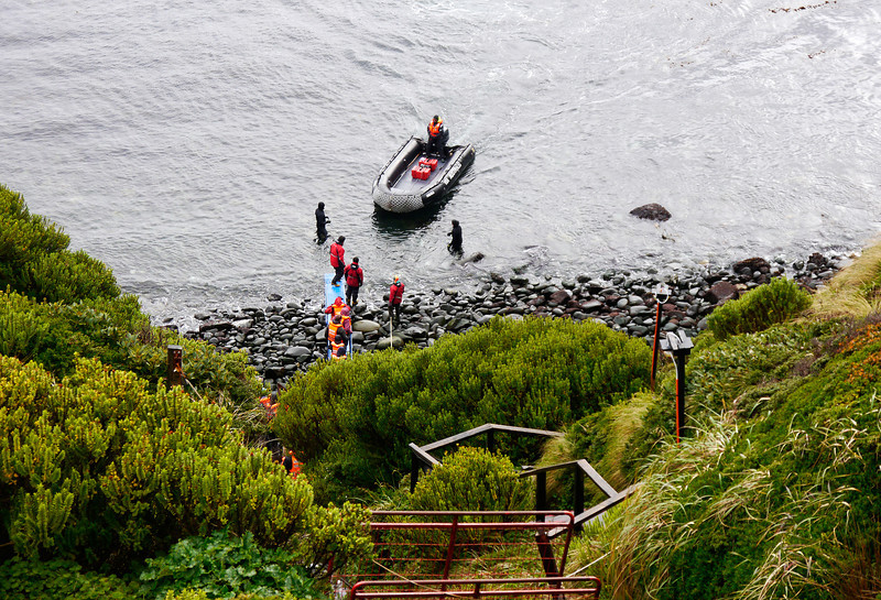 OAT Patagonia trip, Dec 2013.<br /> This portion of the tour took place on the Via Australis boat.<br /> Cape Horn.